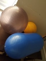 Therapy balls in Naperville, Illinois