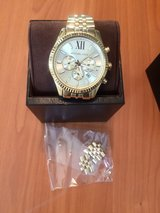 Men's Michael Kors watch Gold in Ramstein, Germany
