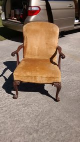 Antique Project Chair Reduced in Camp Lejeune, North Carolina