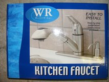 Kitchen Faucet and Locking Mail Box Unused in Travis AFB, California