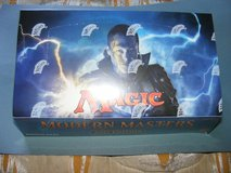Mtg 2017 Modern Masters new boxes and loose mtg cards + Old Unopened PC Games in Travis AFB, California