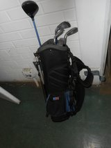US Kids Golf Champion Series RH Ultralight 5 club Golf Set with bag in Chicago, Illinois