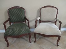 French Bergere chairs - Set of two in Kingwood, Texas