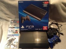 Sony PlayStation 3 (12GB) with Watch Dogs, MLB 13 and MLB 15 in Saint Petersburg, Florida
