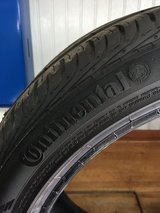 Continental tire just like new in Camp Lejeune, North Carolina
