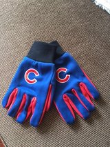 Chicago Cubs gloves in Morris, Illinois