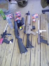 Bb, paintball equip in Fort Knox, Kentucky