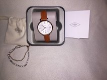 Women's watch by Fossil. ****NEW never used*** in Stuttgart, GE