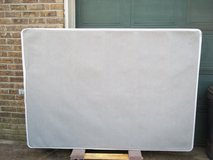 Full Size Box Spring in Clarksville, Tennessee