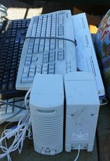 Assorted Keyboards and Speakers for Computer in Valdosta, Georgia