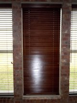 New Bali Wood Blinds in Fort Lewis, Washington