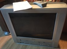 "Memorex 20"" Combo Color TV in Naperville, Illinois"