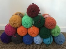 Red heart super saver yarn in Watertown, New York