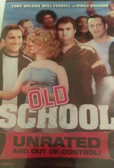 Old School Unrated - DVD in Lawton, Oklahoma