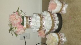 Diaper cakes in Fort Lewis, Washington