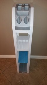 Nintendo wii accessories and game holder in Kingwood, Texas