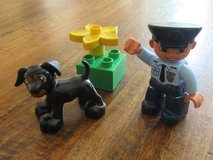 XMAS IS COMING LEGO Duplo Legoville Policeman in Ramstein, Germany