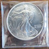 1993 $1 Silver Eagle Uncirculated in Ramstein, Germany