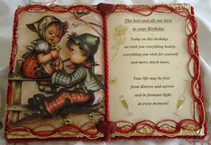 Birthday-Book – Handmade Books for any event in Grafenwoehr, GE