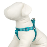 Top Paw Step-In Plaid Adjustable Dog Harness (Medium) in Joliet, Illinois