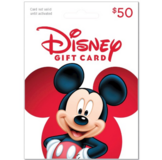 Disney gift cards worth  $400 in Beaufort, South Carolina