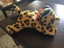 Plush Leopard Rattle in Joliet, Illinois