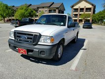 2009 FORD RANGER 2D EXTENDED CAB XL in Fort Benning, Georgia