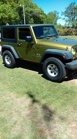 JEEP WRANGLER X in Montgomery, Alabama