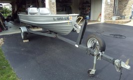 12' Starcraft fishing boat with trailer in Naperville, Illinois