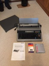 Panasonic Electronic Typewriter with Accessories in Morris, Illinois
