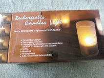 rechargable candles 4 pc. set in Ramstein, Germany