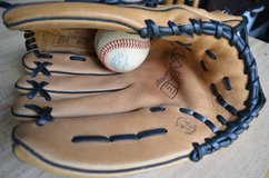 Mizuno 13in lefty handed glove in Chicago, Illinois