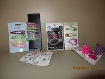 Collection of Hair Clips and Butterfly Clips in Naperville, Illinois