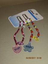 """Kayla"" name beaded hair accessory combs in Naperville, Illinois"