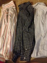 Men's small button up dress shirts in Aurora, Illinois