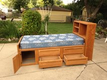 Kids bed and dresser in Elgin, Illinois