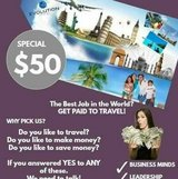 Evolution travel  work from home in Kingwood, Texas