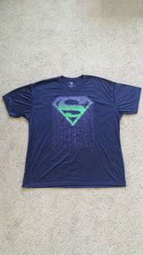 Superman DriFit RAIN T-Shirt - NEW in Camp Lejeune, North Carolina