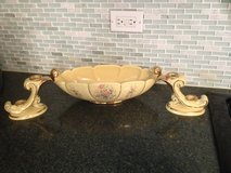 pretty bowl with candlesticks in Glendale Heights, Illinois