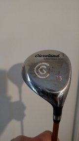 Cleveland Launcher - 3 Wood - RH - 15 Degree Loft - Regular Flex in Chicago, Illinois
