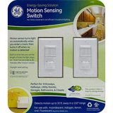 GE® Motion Sensing Switch - 2pk  in Vacaville, California