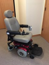 Jet 3 Ultra Power Chair in Naperville, Illinois