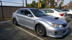 Subaru WRX 2013 in Vista, California