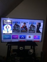 55 inch Samsung Curved 4K UHD Smart TV in Ramstein, Germany
