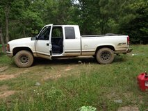 97' Chevy z71 4x4 extended cab in Conroe, Texas