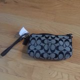 Brand new with Tags Coach wristlet in Naperville, Illinois