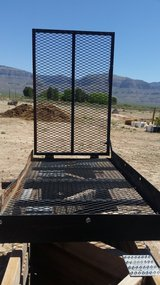 E-Z Carrier with Fold Up Ramp in Alamogordo, New Mexico