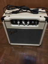 Amp and pedals in Okinawa, Japan