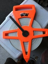 300' Fiberglass Measuring Tape in Fairfax, Virginia