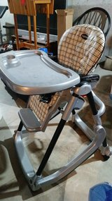 Peg Perego High chair in Morris, Illinois